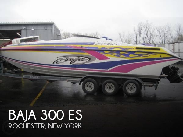 1990 Baja 300 ES
