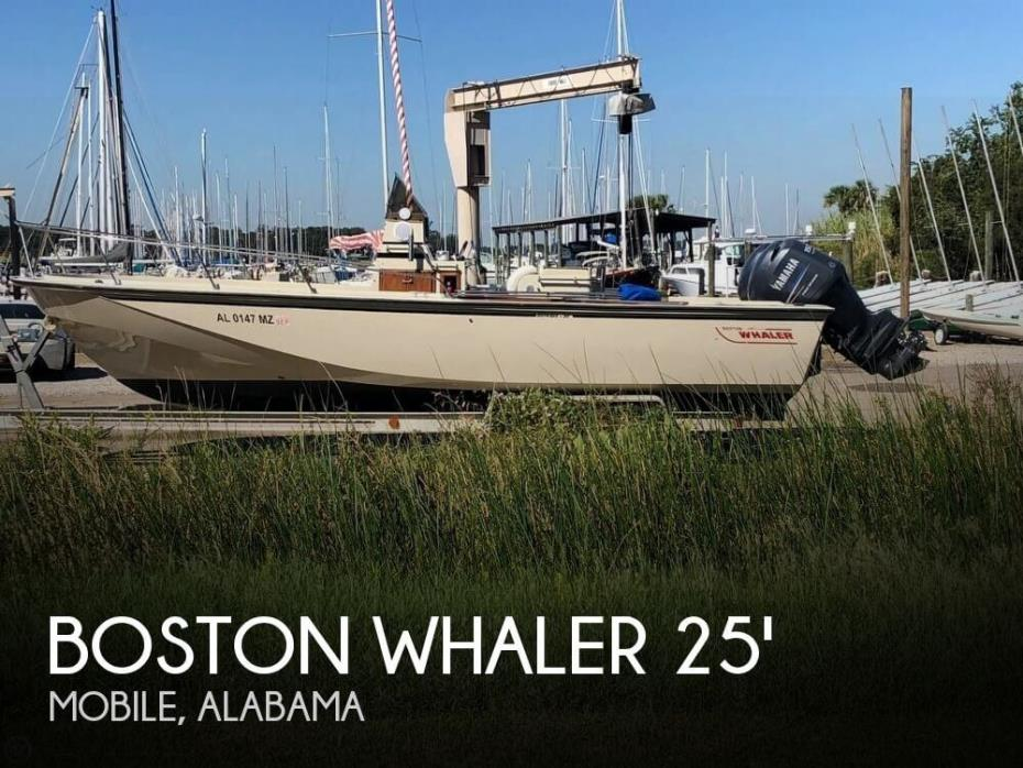 1986 Boston Whaler 25 Outrage