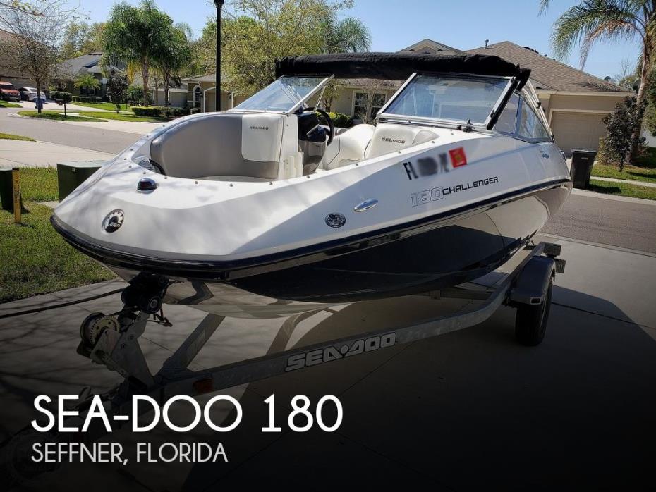 2011 Sea-Doo Challenger 180