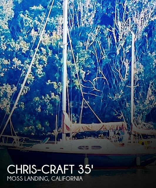 1977 Chris-Craft Caribbean