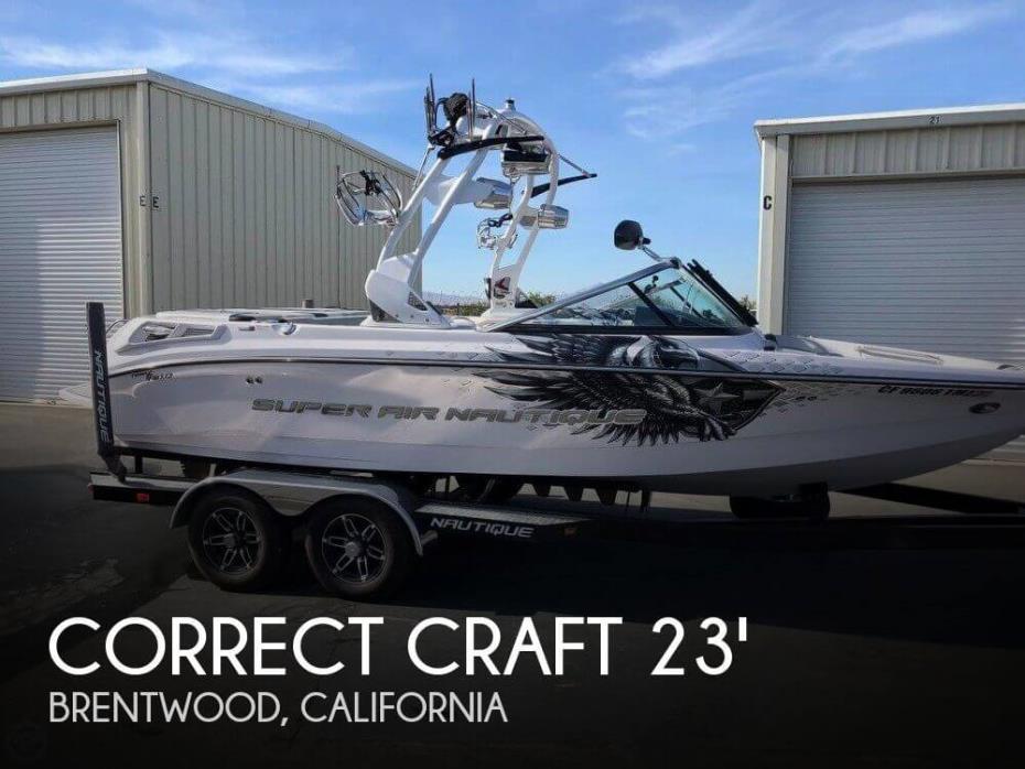 2012 Correct Craft Super Air Nautique 210 Team Edition