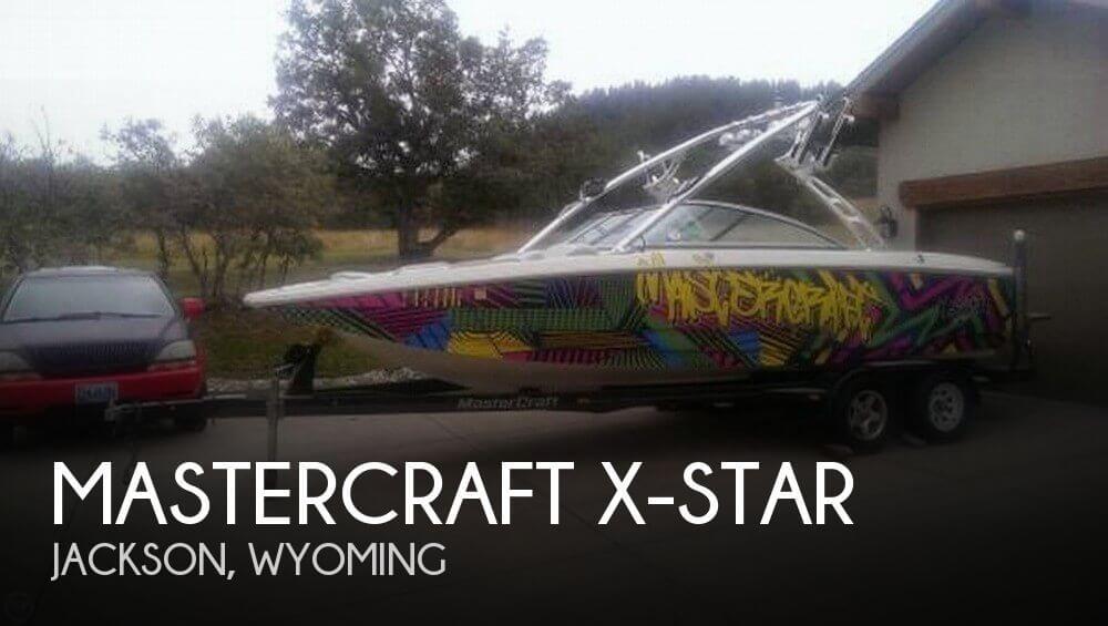 2004 Mastercraft X-Star
