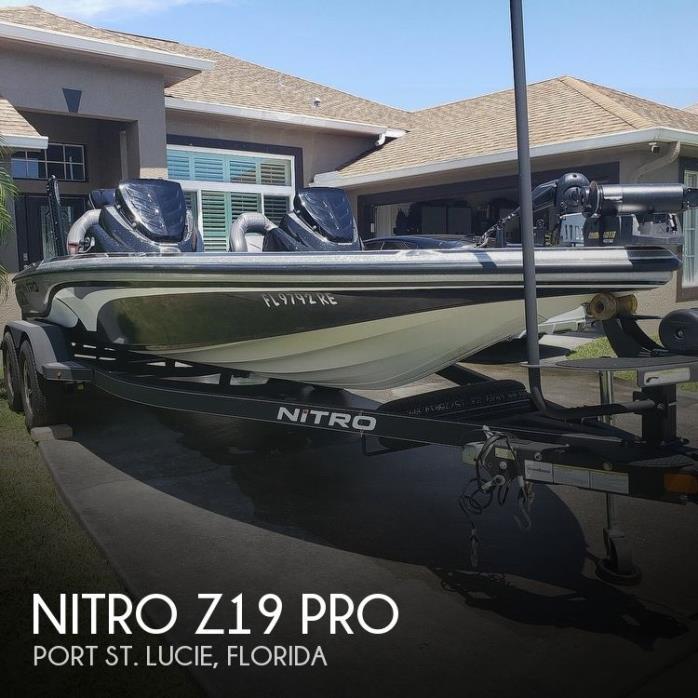2017 Nitro Z19 Pro