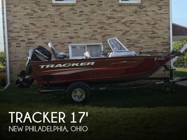 2016 Tracker Pro Guide V-175 Combo