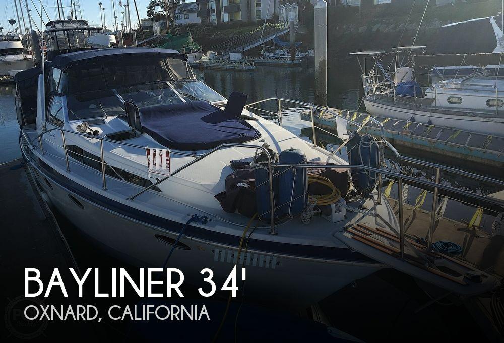 1988 Bayliner 3450 Avanti Sunbridge