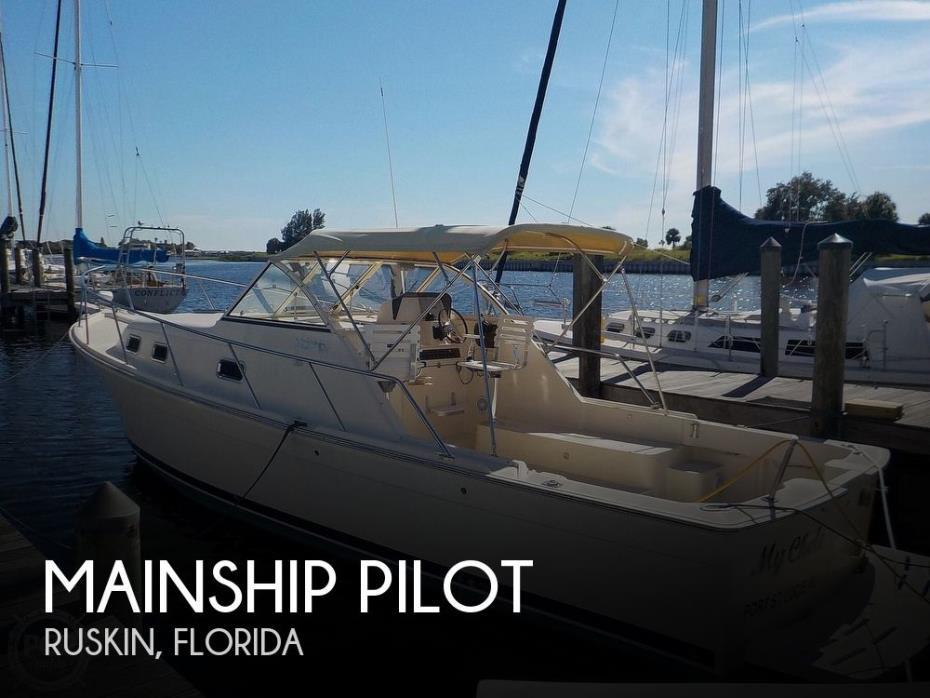 2006 Mainship Pilot