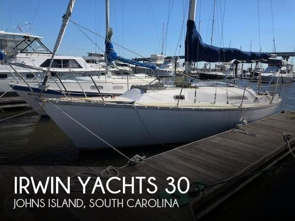 1976 Irwin Yachts 30