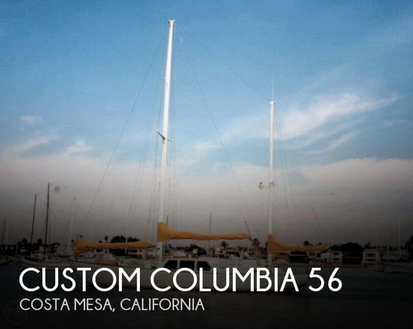 1977 Custom Columbia 56