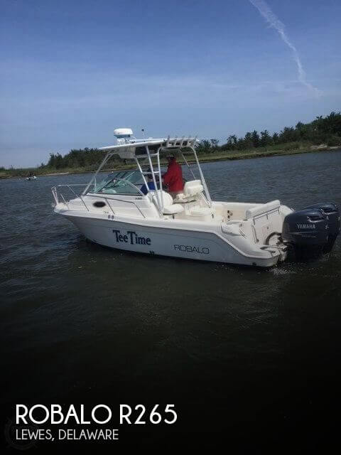2003 Robalo R265
