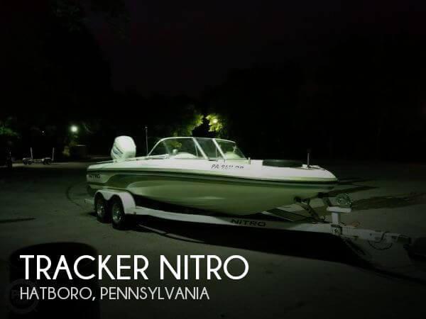 2003 Tracker Nitro