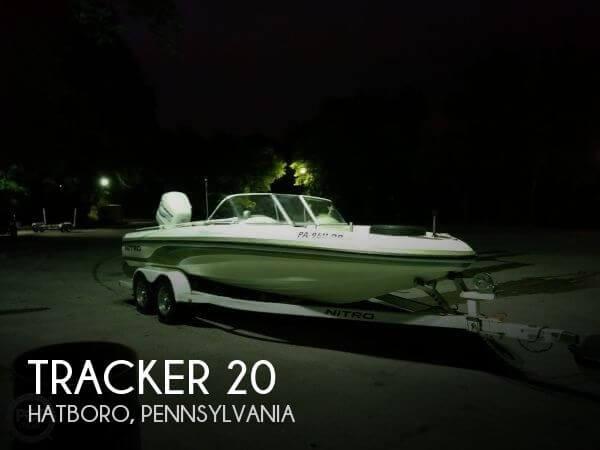 2003 Tracker 20