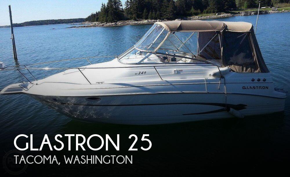 2003 Glastron 25