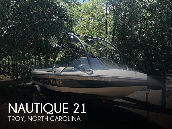 1997 Correct Craft Ski-Nautique