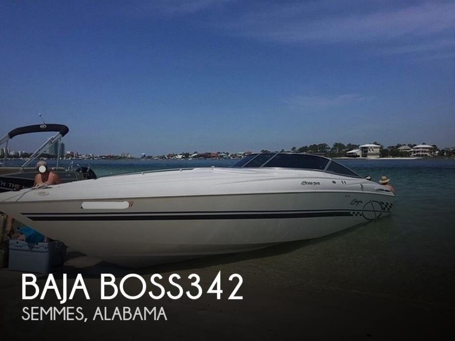 2000 Baja BOSS342