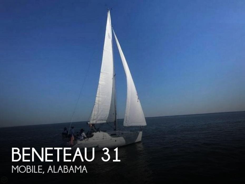 1992 Beneteau 31