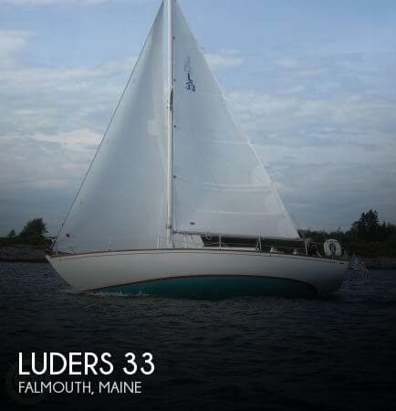1969 Luders 33