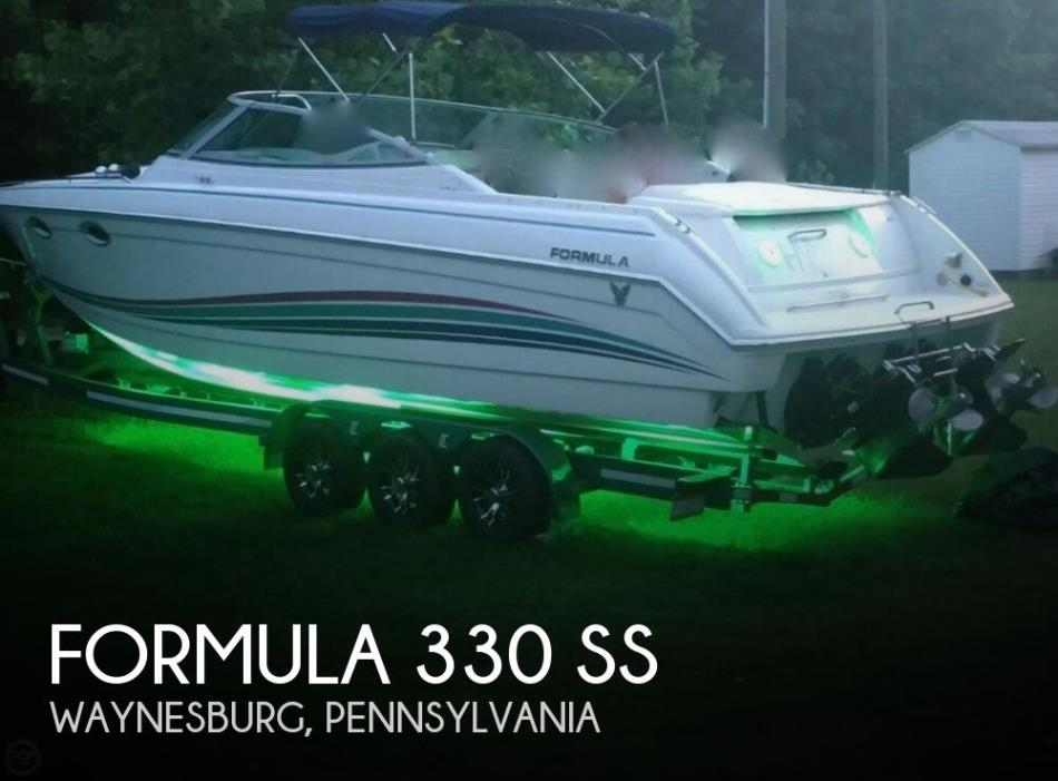 1998 Formula 330 SS