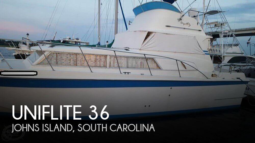 1969 Uniflite 36