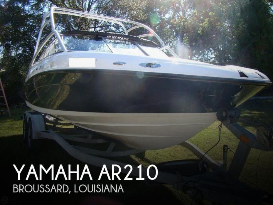 2011 Yamaha AR210