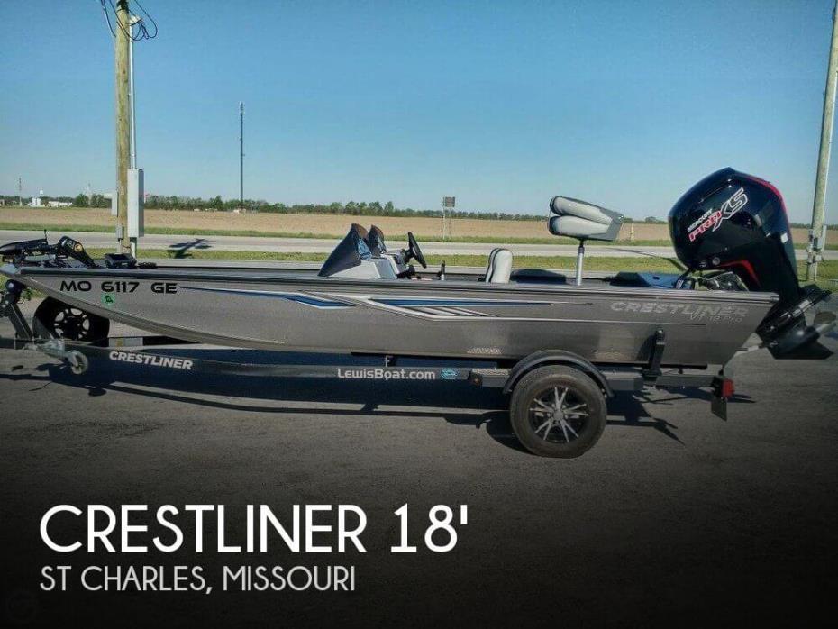 2016 Crestliner VT 18 Pro