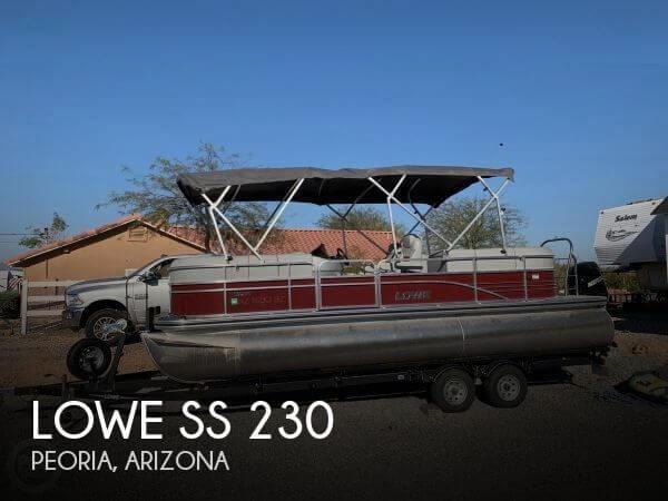 2017 Lowe SS 230