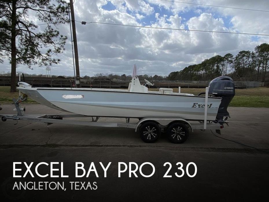 2019 Excel Bay Pro 230