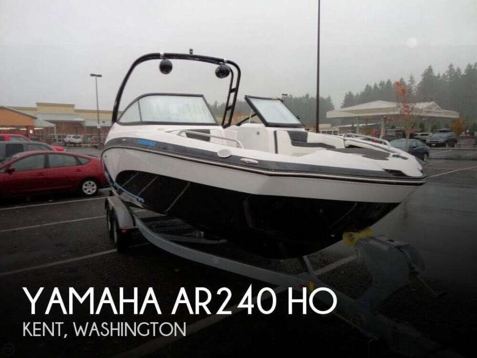 2015 Yamaha AR240 HO