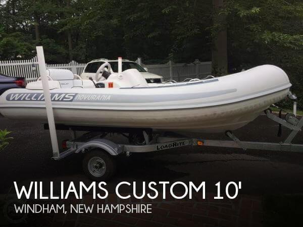 2008 Williams Custom TurboJet 325
