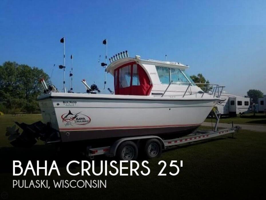 Baha Cruisers Boats For Sale