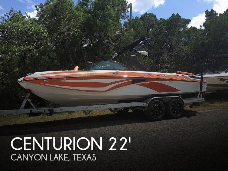 2014 Centurion Enzo FX-22