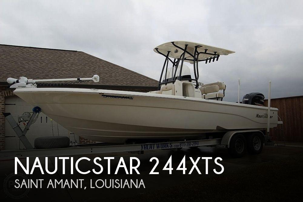 2017 NauticStar 244xts