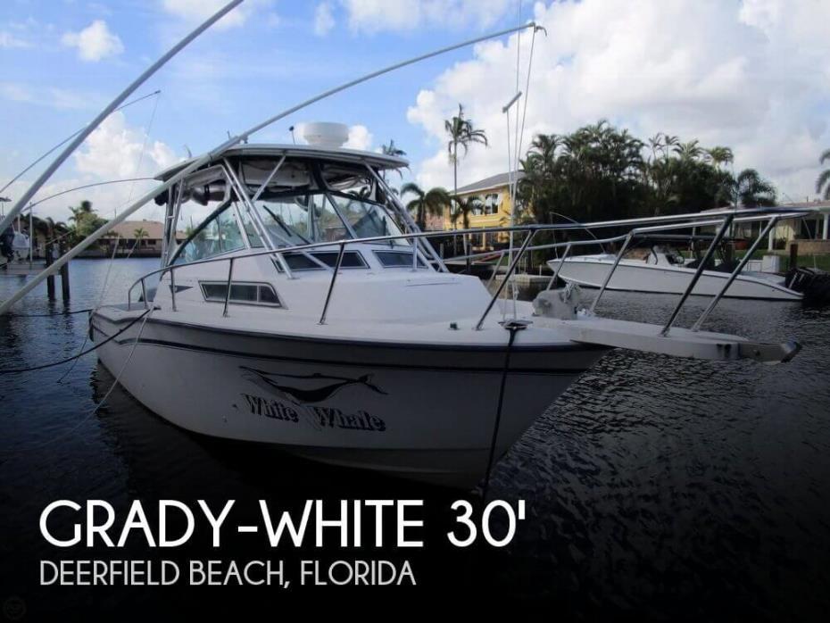 1992 Grady-White 300 Marlin