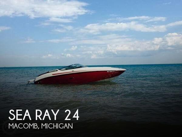2010 Sea Ray 24
