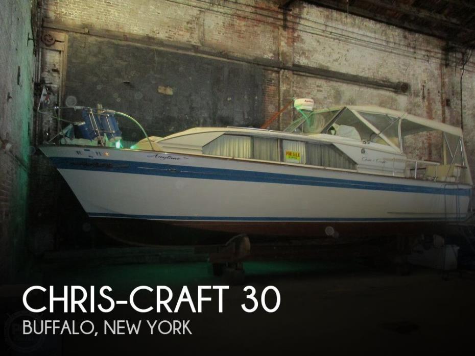 1965 Chris-Craft Constellation 30