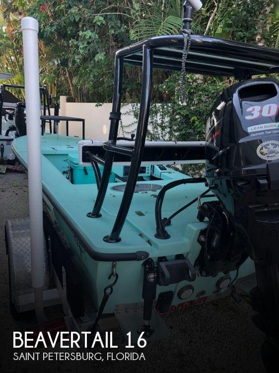 2017 Beavertail Skiffs 16 Micro