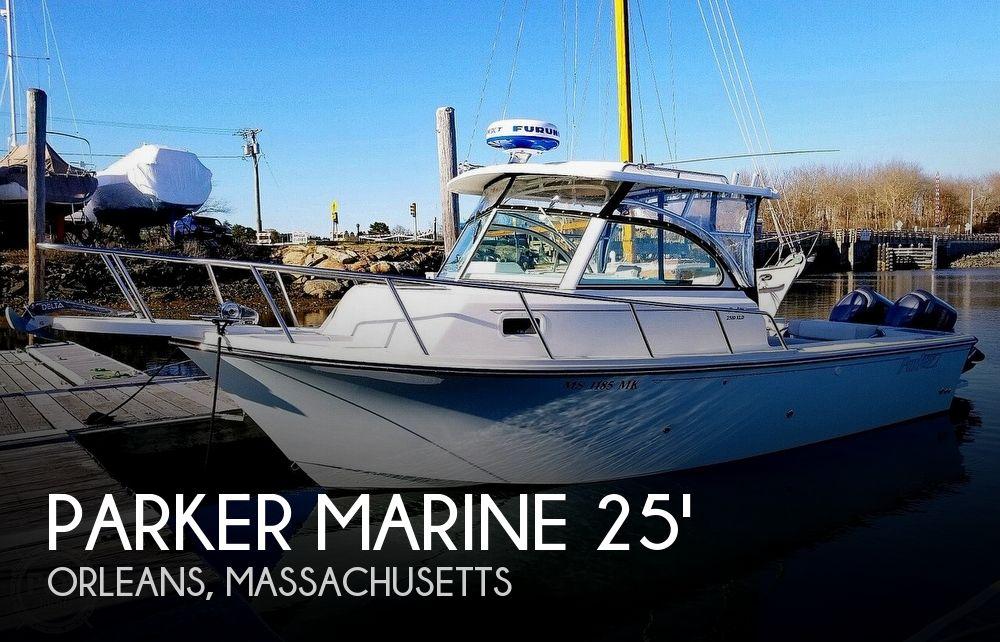 2014 Parker Marine 2510 XLD WA