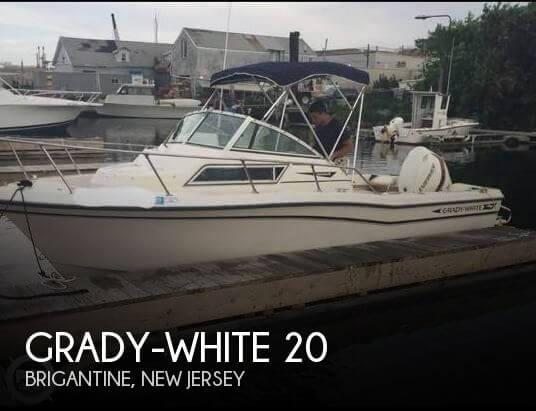 1994 Grady-White 208 Adventure