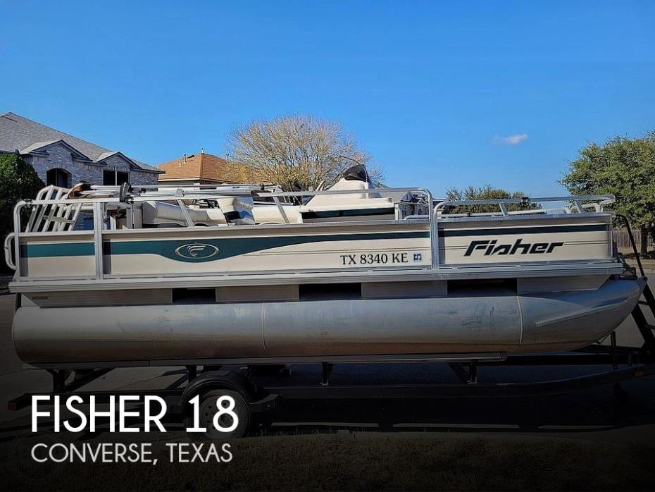 2005 Fisher 18