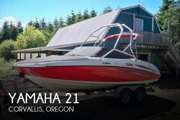 2007 Yamaha 21