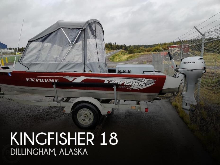 2013 Kingfisher 18