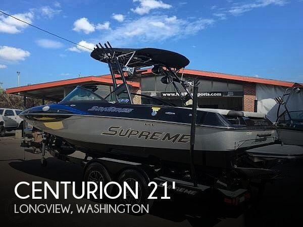 2016 Centurion Supreme S21