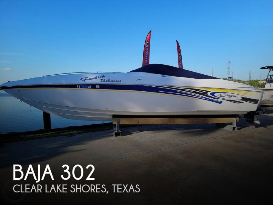 2004 Baja 302