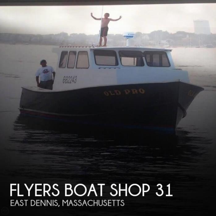 1983 Flyers Boat Shop 31