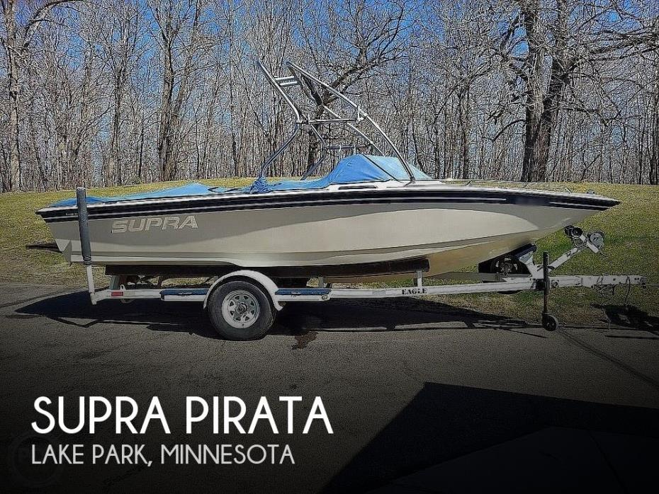 1986 Supra Pirata