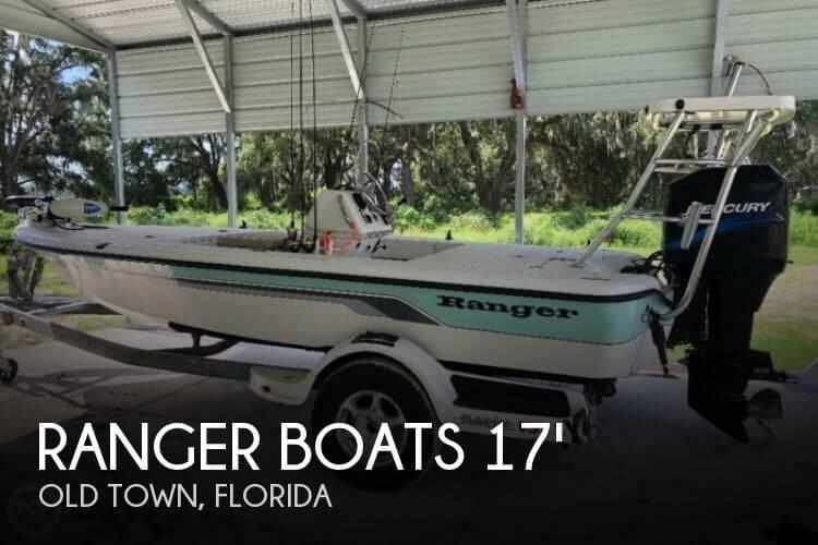2003 Ranger Boats Cayman 167