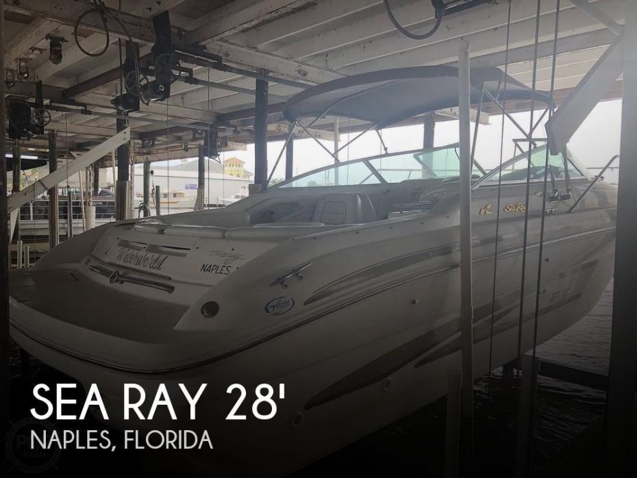 1998 Sea Ray 280 SUN-SPORT