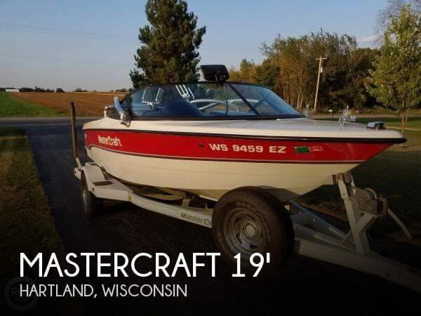 1995 Mastercraft 190 Prostar