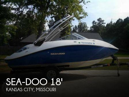 2011 Sea-Doo 180 Challenger SE