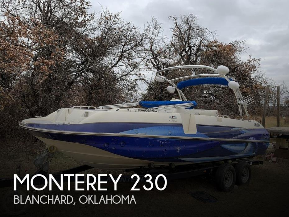 1997 Monterey 230 Explorer Open
