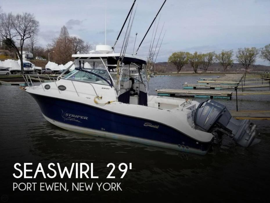 2004 Seaswirl Striper 2901